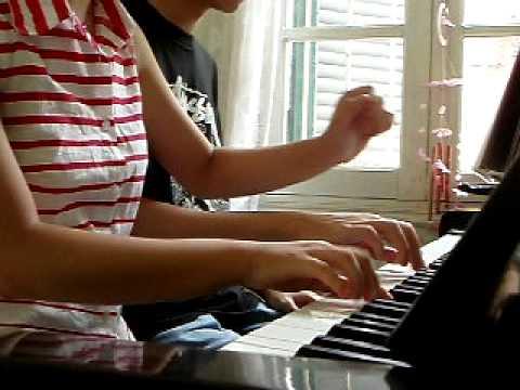 [Secret OST] Piano duet