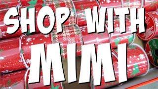 DOLLAR TREE SHOP WITH ME | $1 MAKEUP, FALL, HALLOWEEN & CHRISTMAS DECOR