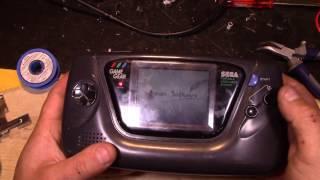 # 89 - Electronique - Réparation SEGA Game Gear