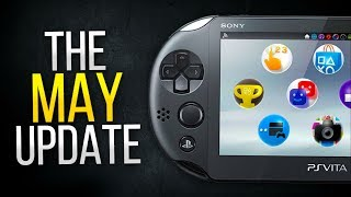 PlayStation Vita – The May Update (2018)...