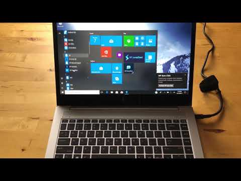 HP EliteBook 1040 unboxing and first impressions
