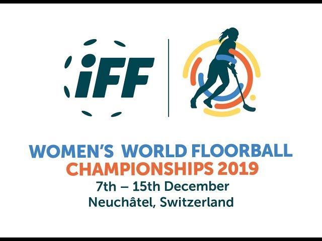 2019 Women's WFC - SWE v FIN (Semi-final)