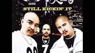 02 - Latinos Unidos - Kickin' it Juntos CD Akwid & jae-p
