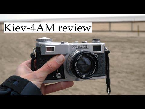 Best Soviet 35mm film camera? | Kiev-4AM review