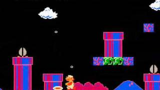 Super Mario Bros: Beyond 8-4 and the minus world