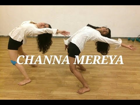 Channa Mereya : TDAS | Contemporary | Studio Choreography by Maitri & Shraddha