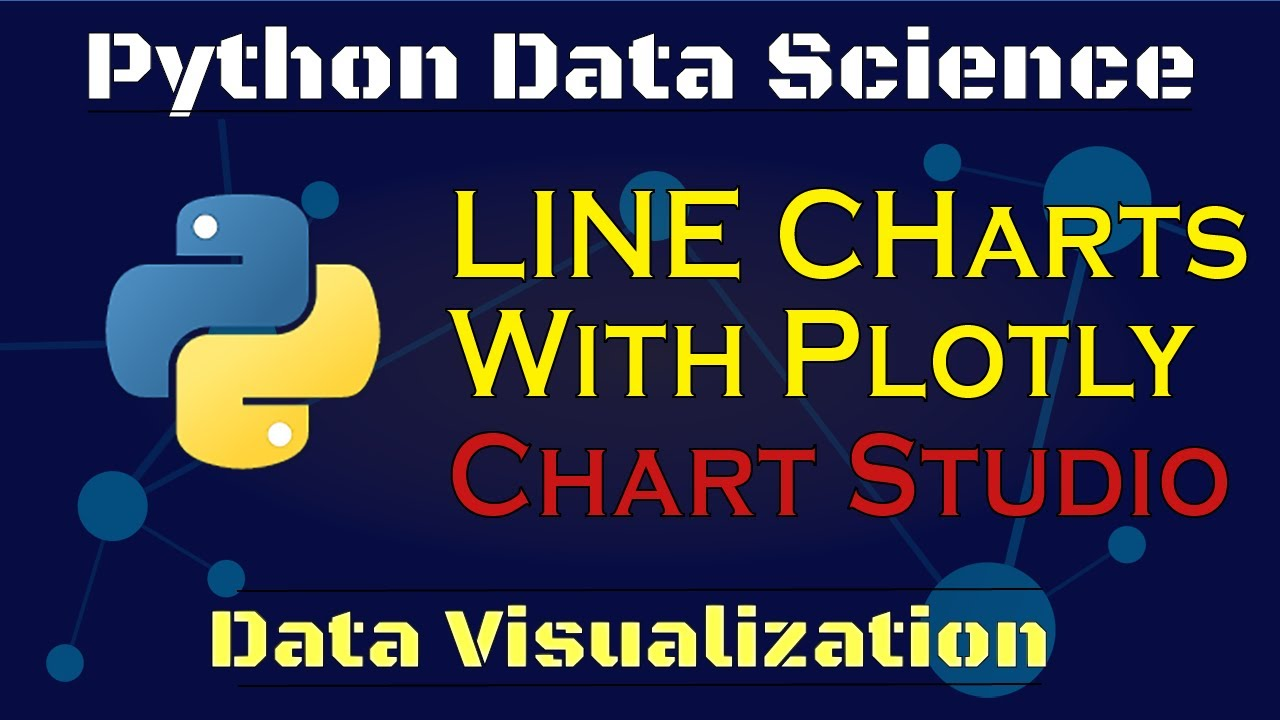 Create Line Chart From Pandas Data Frame in Chart Studio (Plotly) In Python