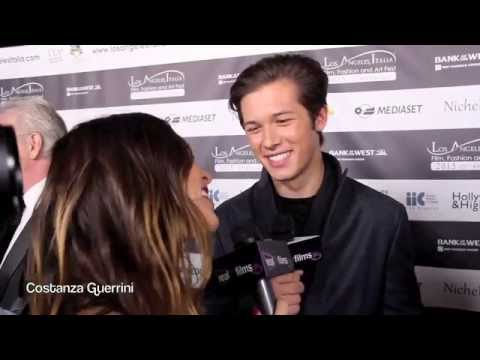 Leo Howard, Los Angeles Italia Film Festival 2015