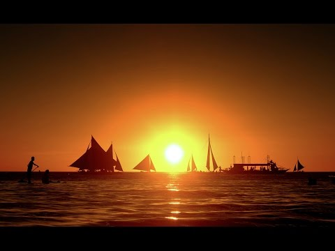 Boracay Sunset Timelapse