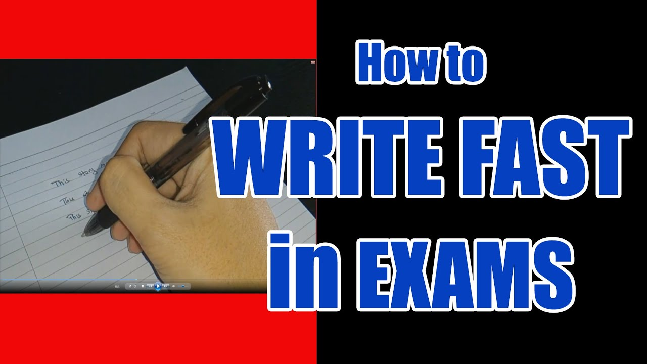 How to Write a Great Essay Quickly   Video   Lesson Transcript