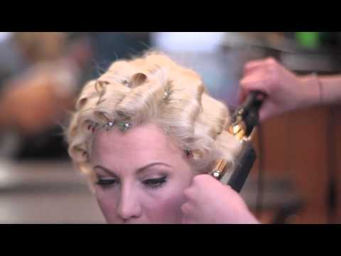 how to style your hair like marilyn marilyn hair tutorial teaser iconic 3570