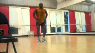 Sandwich and a Soda Choreography by Tamia