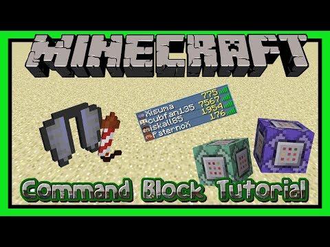 Minecraft tutorial - Elytra Distance flown in the tab bar in KM
