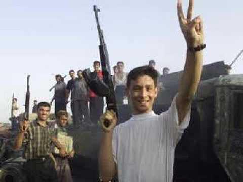 Saddam Fedajeen, the Lions of Iraq!