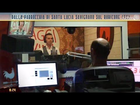 Il teatro e la Radio della Parrocchia di Santa Lucia Savignano sul Rubicone