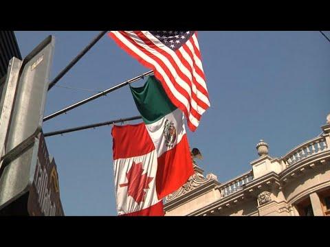 Talks to begin on revamping NAFTA trade deal