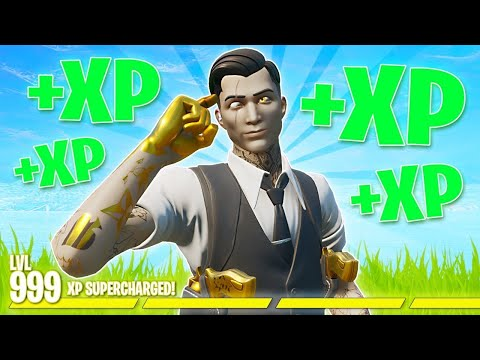 How To LEVEL UP FAST In Fortnite | TEAM RUMBLE XP Farm For ALL Players