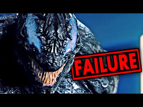 Venom — How To Kill A Movie In 12 Minutes | Anatomy Of A Failure