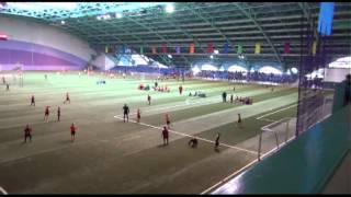 видео В Барнауле прошёл международный юношеский турнир по настольному теннису