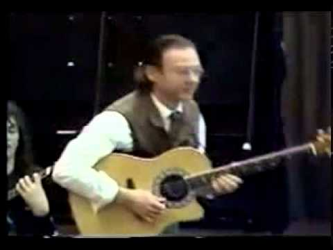 Robert Fripp and the League of Crafty Guitarists