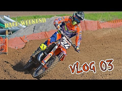 Though race weekend in the sand of The Netherlands! | Vlog 03