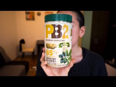 What Is PB2? Why Do I Eat It Every Day? / Peanut Butter for Weight Loss