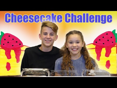 Thumbnail: Cheesecake Challenge - Sierra's 13th Birthday!