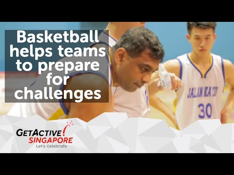 Singapore National Games Basketball Competition Helps Teams Prepare For Future Challenges