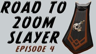 RuneScape: Road to 200m Slayer Episode #4 - RS