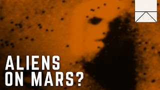 Have We Already Found Aliens On Mars?