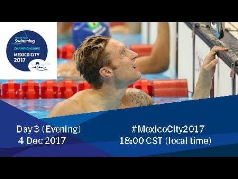 World Para Swimming Championships | Mexico City 2017 | Day 3 Evening