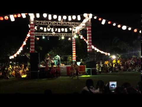 Bali Bon Dance Festival 2015 Shooting Stars Full Version