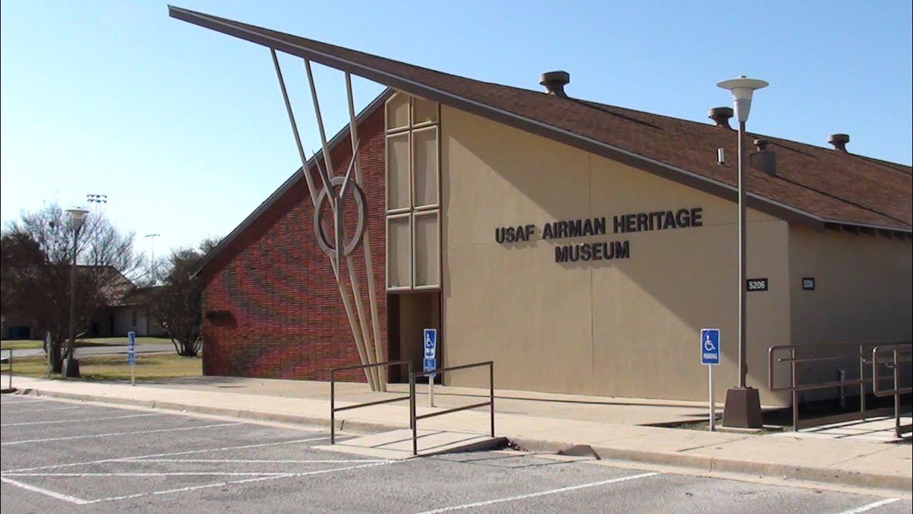 Us Air Force Airman Heritage Museum San Antonio Texas