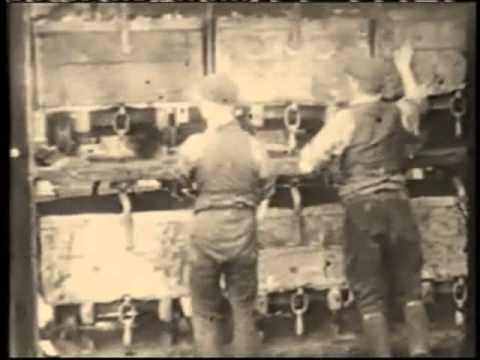 A Day In The Life Of A Wigan Coal Miner 1911