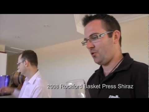 Rockford Basket Press Barossa Shiraz 2008 Vintage Wine Review