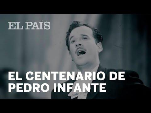 Pedro Infante, 100 años de un  pedro infante