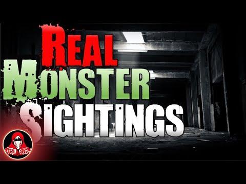 6 REAL Monster Sightings