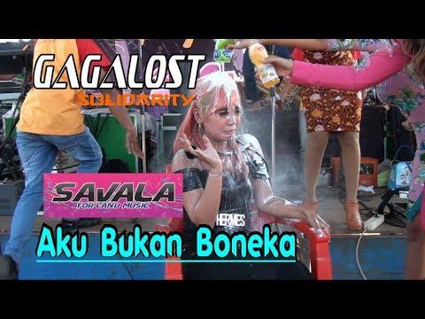 AKU BUKAN BONEKAMU//Savala Gagalost 2017 (Special Ulang Tahun Edot)