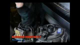 Как проверить генератор на разборке(Как проверить генератор на разборке? Рабочий и сломанный генератор. fordbu.ru., 2013-10-10T12:03:38.000Z)