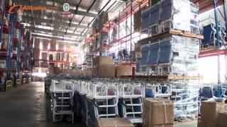 Hospital Bed Factory in china Saikang Medical