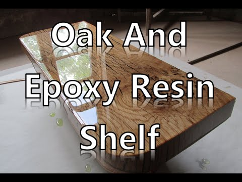 DIY- How to apply 'Liquid Glass' Epoxy Resin on almost any surface ...