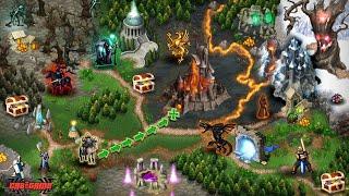 Heroes Magic World Gameplay (Android) screenshot 4