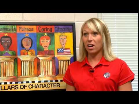New Hampton - 2014 Iowa Character Award recipient