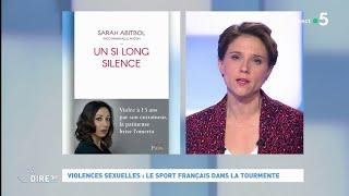 Violences sexuelles : le sport français dans la tourmente #cadire 05.02.2020