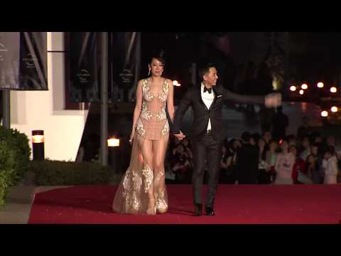 2014 Asian Film Awards red carpet highlights - Meniscus Magazine
