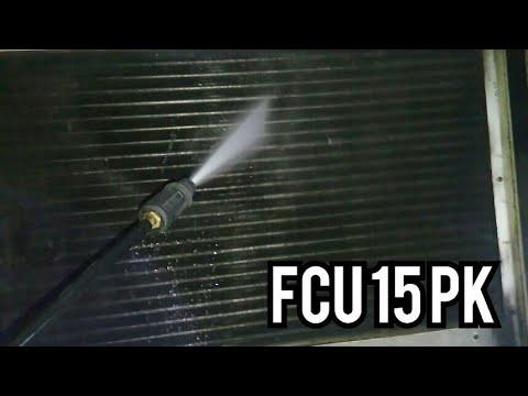 Ac FCU 15 pk  maintenance