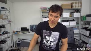 видео Ремонт ноутбуков в Алматы