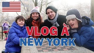 Français avec Pierre est à NEW YORK !