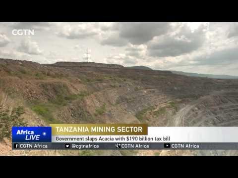 Tanzania Mining Sector: Government Slaps Acacia With $190 Billion Tax Bill