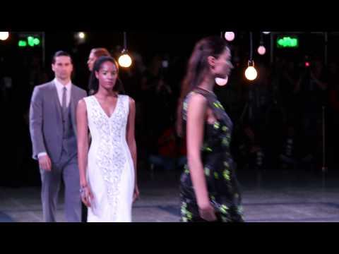 Harvey Nichols Dubai SS 2014 Fashion Show